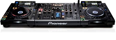 console pioneer pioneer 663 products audiofanzine