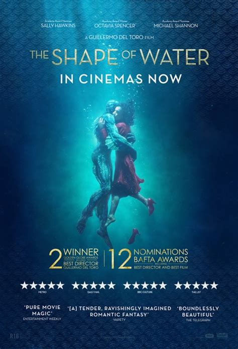 film 2017 water the shape of water film review 2018 2eyes1screen