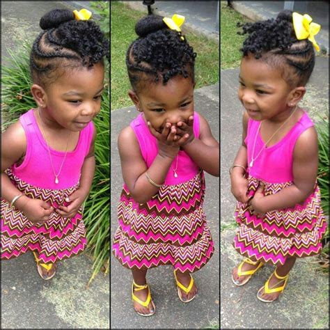 two year old black hairstyles beautiful black kids baby cute love hair for little