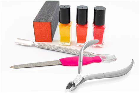 Manicure Tools by Four Must Tools For Manicures Pedicures