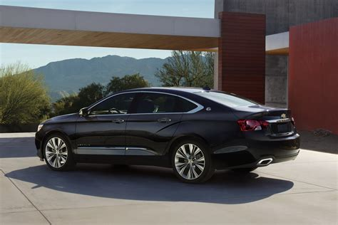 new impalas new york auto show chevrolet to shake up the segment with