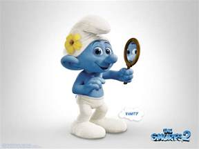 the gallery for gt the smurfs 2 vanity and clumsy