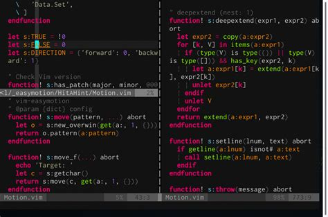 vim pattern not found leader vim easymotion by easymotion