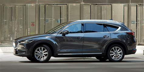mazda japan website 2018 mazda cx 8 revealed in japan photos 1 of 12