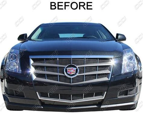 cadillac cts coupe grille cadillac cts sedan coupe 2008 2009 2010 chrome grille for sale