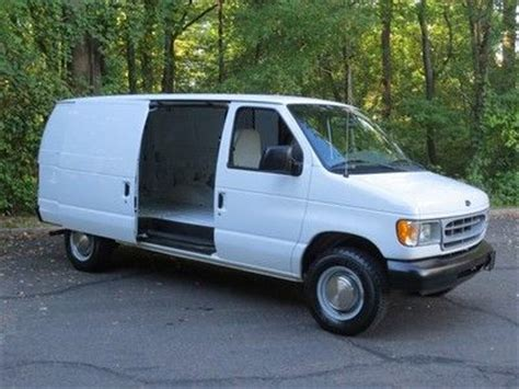 auto air conditioning repair 1999 ford econoline e250 interior lighting find used 1999 ford e250 cargo van 1 owner free carfax clean ready for work econoline in