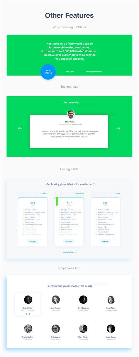 whmcs hostino whmcs web hosting template nulledteam