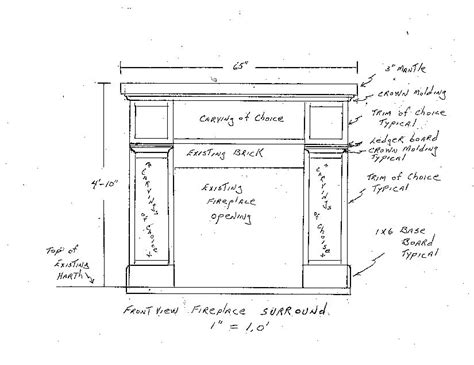 fireplace mantel plans neiltortorella com