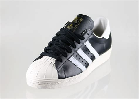 Adidas Black White By D by Adidas Superstar 80s Black White Chalk Asphaltgold