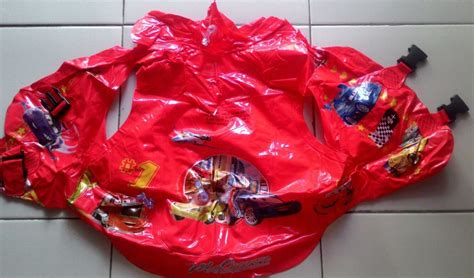 Swim Vest Princess Jaket Pelung Dada Renang Anak rainy collections jaket pelung renang karakter anak