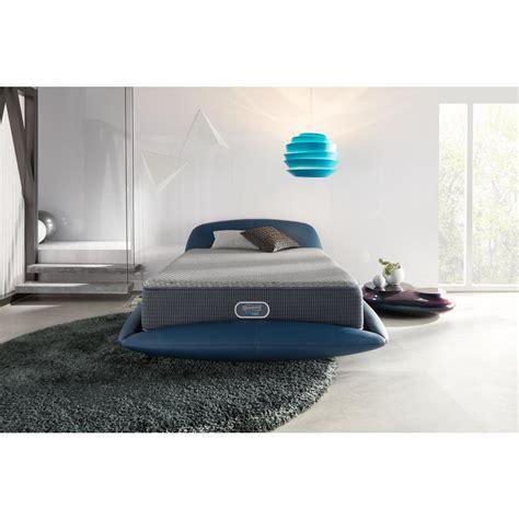 Beautyrest Silver Hybrid Seabright Harbor Twin Luxury Firm Home Luxury Mattress