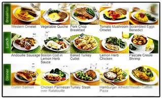 7 day diet plan recipes diet plan