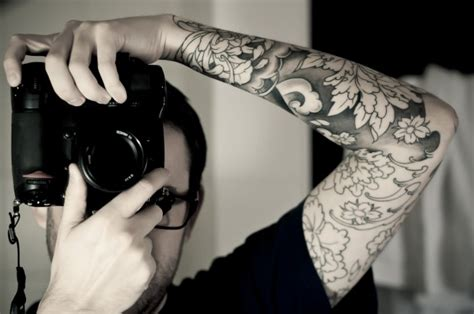 tattoo arm black and white 44 stunning flower tattoos you ll love these