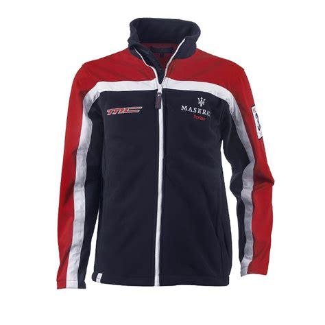 maserati jacket maserati mc trofeo mens softshell jacket pile lining