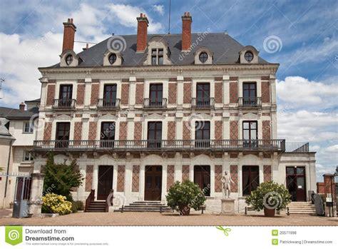 maison de la magie in blois royalty free stock
