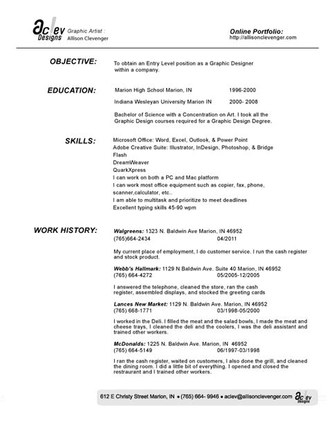 Resume Letterhead by Resume Letterhead