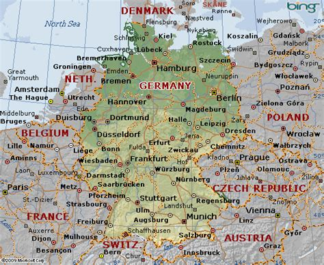Search For Germany Political Map Of Germany Images Femalecelebrity