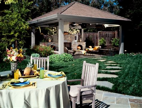 Outdoor Living Space Ideas by Outdoor Living Spaces William Quinn Amp Sons Chicago