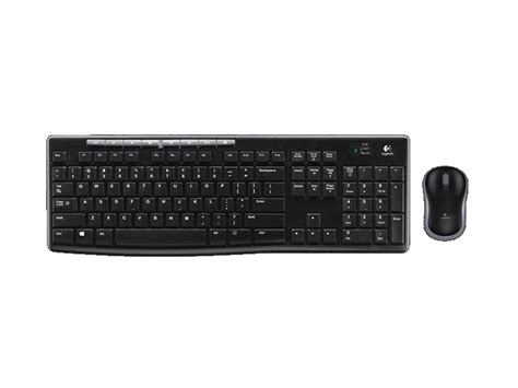 Logitech Wireless Mouse Keyboard Mk270r Combo Mk 270r Original logitech mk270r wireless keyboard mouse combo 920 006314 centre best pc hardware prices
