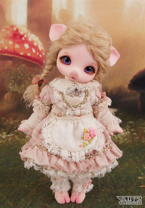 jointed doll luts 319 best bunnie dolls images on cat