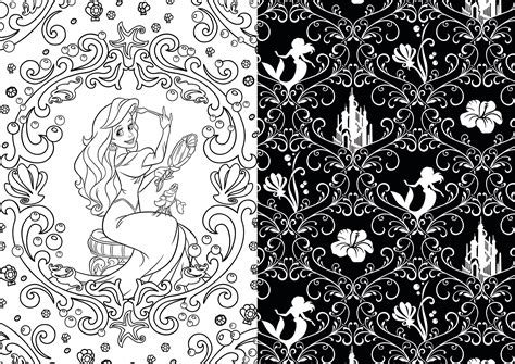 coloring books for adults therapy enjoy some therapy with disney coloring books for