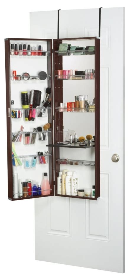 over the door organizer over the door makeup organizer mycosmeticorganizer com