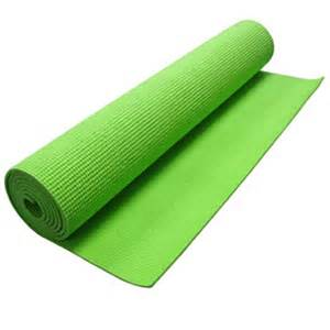my mat strong to get the friction on
