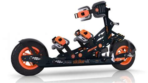 Bathroom Accessory Ideas Designapplause Skike Vx Twin Roller Skis