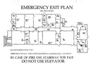 emergency exit floor plan emma zen the biker dog emergency exit