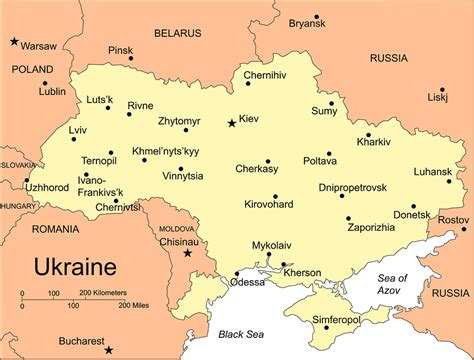 russian capital cities map germany russia and ukraine supporting the re set of