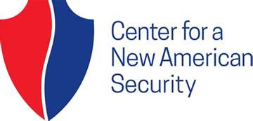 for a center for a new american security