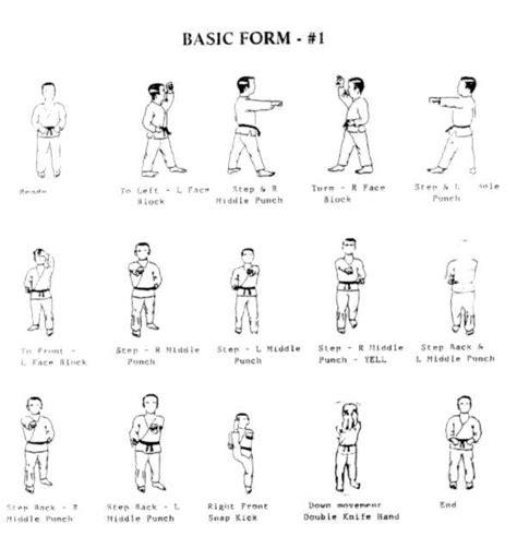 karate design form 1 image gallery tkd forms