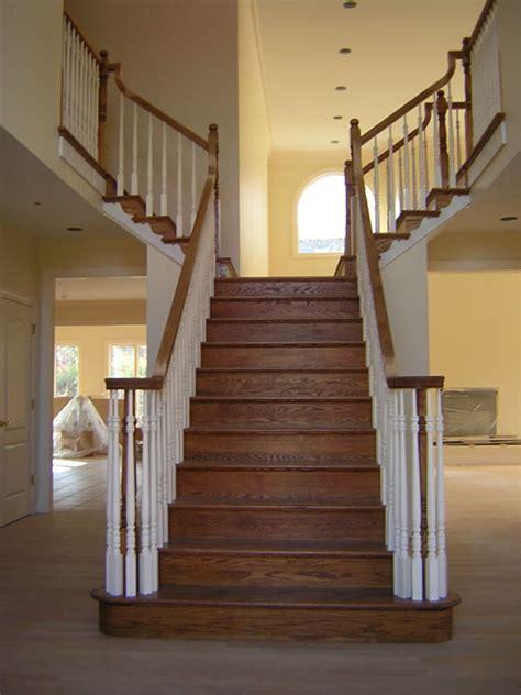 tangga rumah jenis  contoh gambar tangga model desain rumah terbaru