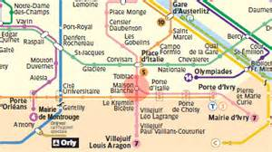 maison blanche station map metro
