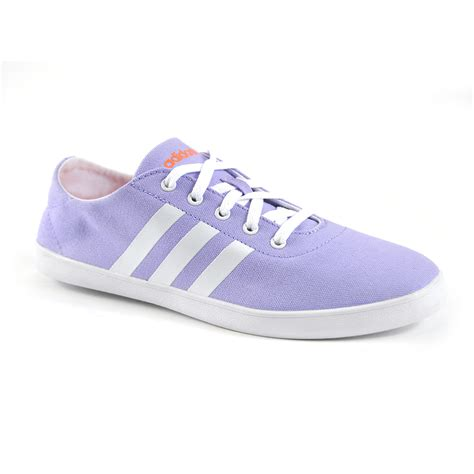 adidas neo shoes for adidas neo qt vulc glow purple womens shoes f37920 wooki