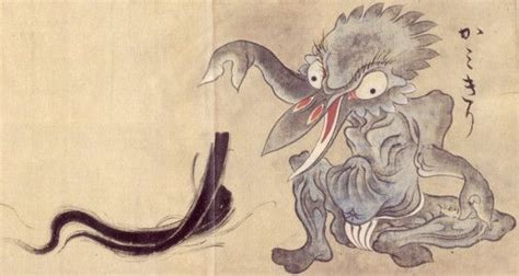 neatorama dragon cat 8 hilariously nonthreatening monsters from japanese folklore neatorama