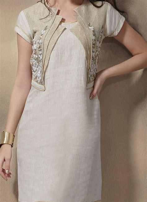 kurti pattern pinterest bewitching beige linen kurti fashion pinterest
