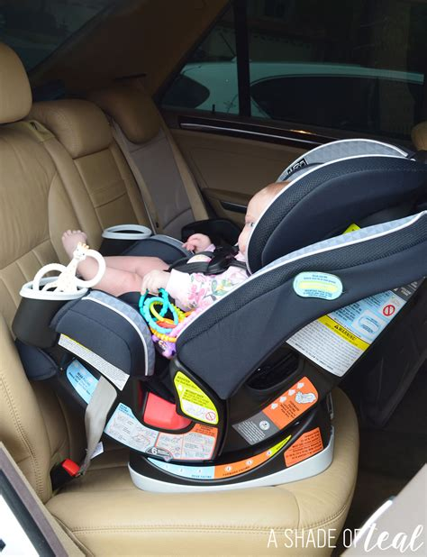 graco 8 position car seat installation toddler travel car kit s what to pack a