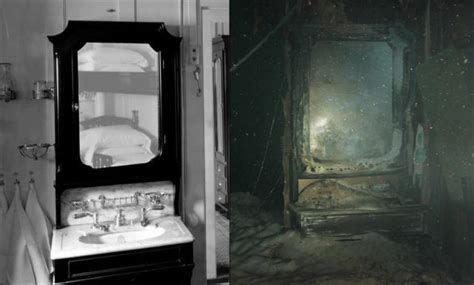 titanic bathroom undersea photos of the titanic wreckage 42 pics
