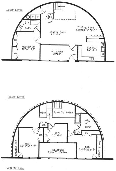 earth sheltered home plans earth house plans numberedtype