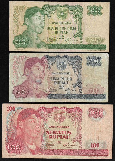 Mini Set Uang Kertas Kuno Emisi 1992 Bekas Pakai jual beli 017 uang kertas indonesia mini set seri sudirman terdiri dari pecahan 1 sai 100
