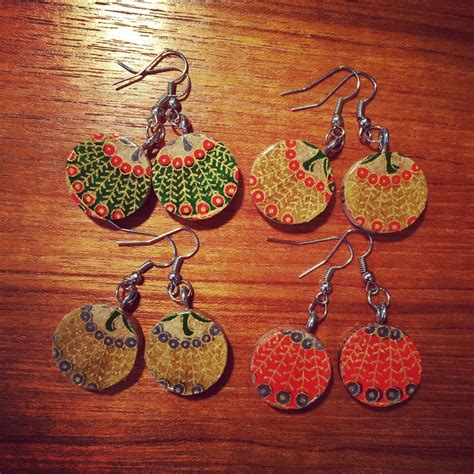 jewelry made from upcycled wine cork jewelry 183 how to make a dangle earring