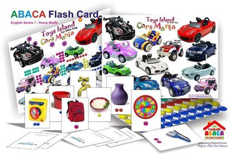 Abaca Flashcard Seri 1 Toys Island Delicious Cakes For abaca series 1 dengan delicious cakes cars