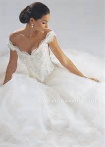 wedding dresses with the shoulder sleeves chic collection of gown wedding dresses with the