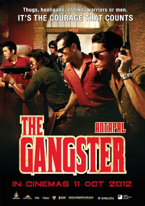 film gengster movie really kool the gangster antapal thai film review
