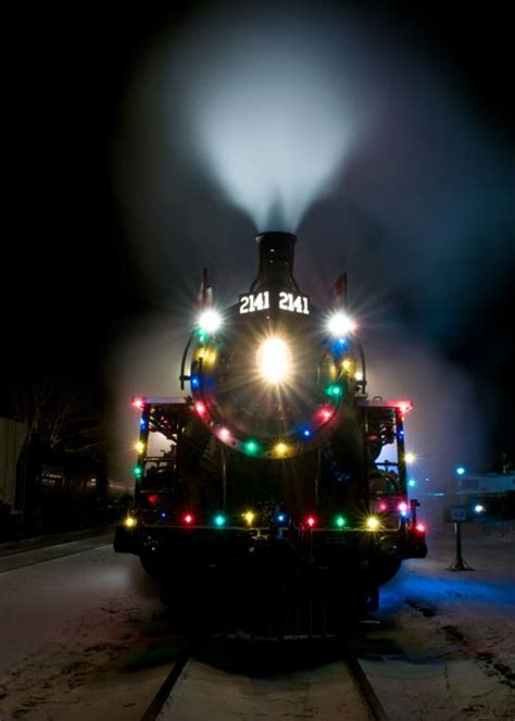 the polar express the christmas and winter christmas on
