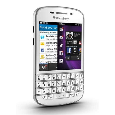 BlackBerry Q10 Blanc ? LDLC.PRO
