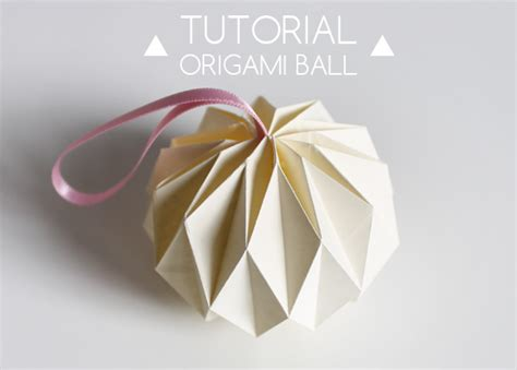 Origami Sphere Tutorial - giochi di carta tutorial origami