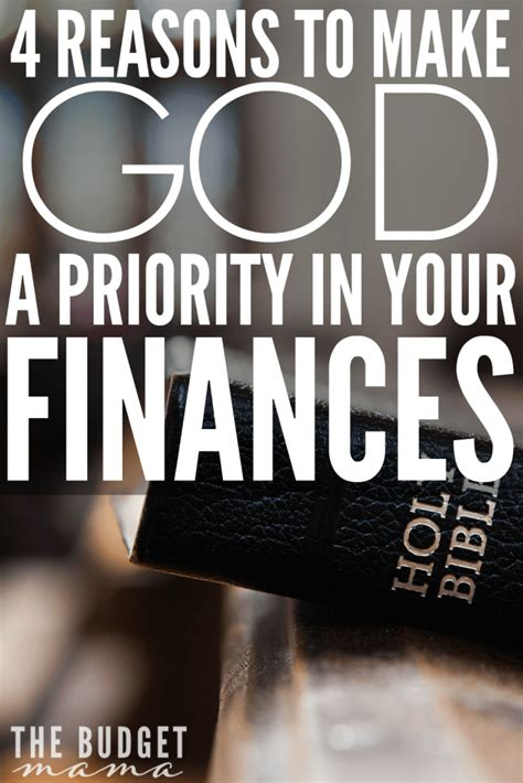 along with the gods budget 4 reasons to make god a priority in your finances jessi