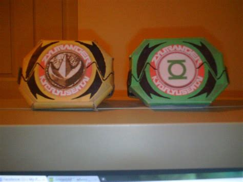 How To Make Power Rangers Morpher With Paper - my paper morphers by largefry on deviantart